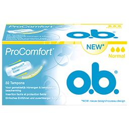 Tampons - procomfort - normal