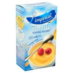 Poudre pour pudding goût vanille
