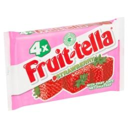 Bonbons tendres parfum fraise