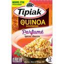 Tipiak Quinoa gourmand parfumé aux épices douces les 2 sachets de 120 g
