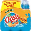 Boisson aux fruits orange Oasis Pocket