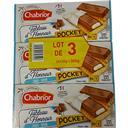 Chabrior Biscuits Tableau d'Honneur choco crème les 3 paquets de 120 g