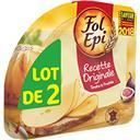 Fol Epi Fromage recette originale tendre et fruité les 2 barquette de 150 g