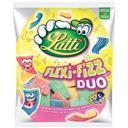 Lutti Bonbons Flexi-Fizz duo aux bi-goûts fruités le paquet de 200 g