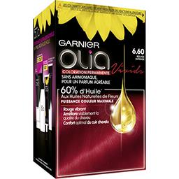 Olia - Coloration permanente Rouge Intense 6.60