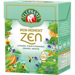 Infusion Mon Moment Zen lavande fleur oranger, orang...