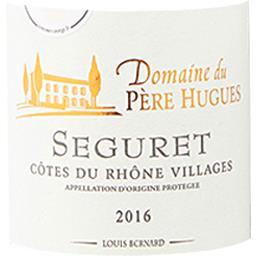 Côtes du Rhône Villages Séguret Domaine du Père Hugu...