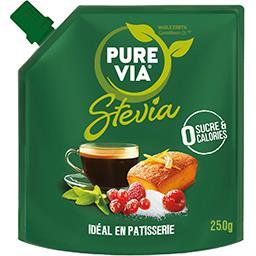 Edulcorant en poudre Stevia Zéro calorie