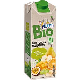 100% pur jus multifruits BIO