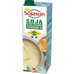 Boisson de soja calcium + vitamine D