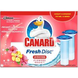 Fresh Disc - Recharges disques de gel WC 5 en 1 Flow...