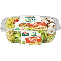 123 Salade - Salade L'Occitane chèvre miel