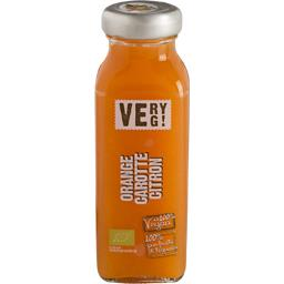 Very Veg Boisson orange carotte citron BIO la bouteille de 200 ml