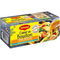 Cœur de Bouillon - Bouillon volaille mijotée & touch...