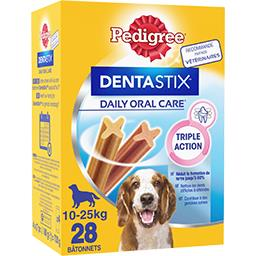 Dentastix - Sticks Daily Oral Care pour chiens 10-25...