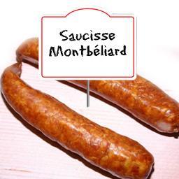 Saucisse MONTBELLIARD