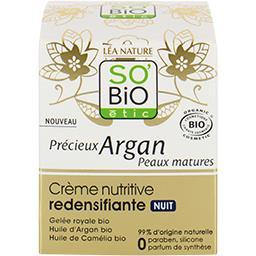Précieux Argan - Crème nutritive redensifiante nuit