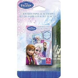 Jeu de 7 familles Frozen