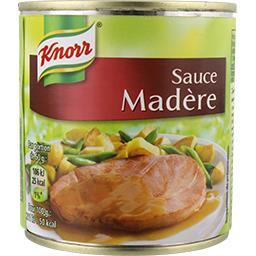 Sauce Madère