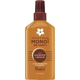 Spray graisse à traire monoï