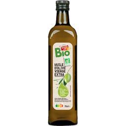 Huile d'olive vierge extra BIO extraite à froid,BOUTON D'OR,la bouteille de 75 cl