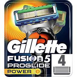 Lames de rasoir pour homme Fusion 5 ProGlide Power