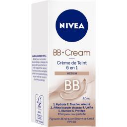 Essentials - Soin de jour BB hydratation + éclat med...