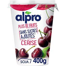 Plus de Fruits - Produit fermenté au soja cerise
