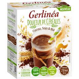 Douceur de Céréales - Boisson cacao, soja & blé