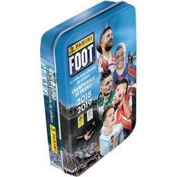 Boîte stickers foot 2018 - 2019