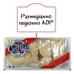 Parmigiano reggiano AOP cassé au lait cru de vache 28% de MG
