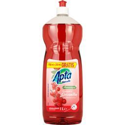 Apta Vaisselle - Liquide vaisselle Aromatique vinaigre de... le flacon de 750 ml
