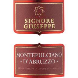 Montepulciano D'Abruzzo, vin rouge