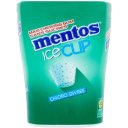 Ice Cup - Maxi chewing-gum chloro givrée sans sucres