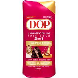 Shampooing très doux 2en1 baume oriental