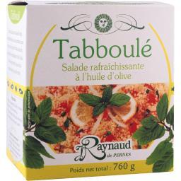 Taboulé salade rafraîchissante à l'huile d'olive