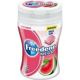 Freedent Mega - Chewing-gum goût fruit