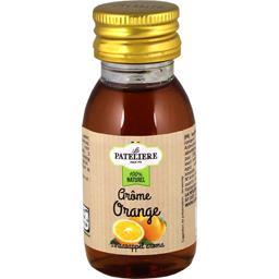 La Patelière 100% Naturel - Arôme orange le flacon de 60 ml
