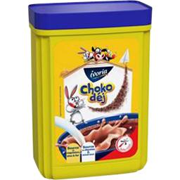 Tonic poudre, préparation pour boisson instantanée au cacao maigre, la boîte,IVORIA,1 null