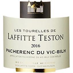 Pacherenc du Vic-Bilh Château Lafitte Teston vin Blanc moelleux 2016