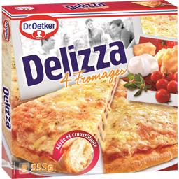 Pizza Delizza 4 fromages