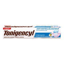 Tonigencyl - Dentifrice Anti-tartre et Blancheur, fl...