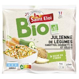 Julienne de légumes BIO