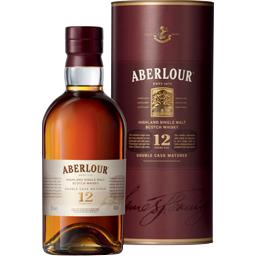 Aberlour Whisky Highland Single Malt Scotch 12 ans d'âge