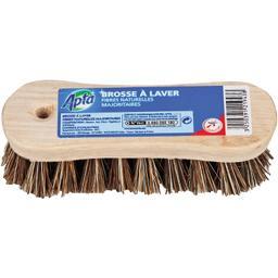 Brosse à laver fibres naturelles majoritaires