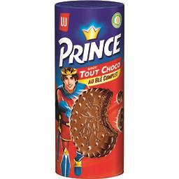 Prince - Biscuits goût tout choco au blé complet