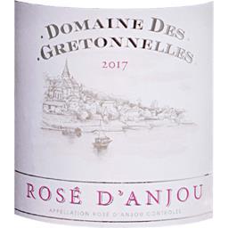 Rosé d'Anjou vin Rosé 2017