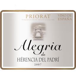 Espagne vin rouge, cuvée d'exception 2007