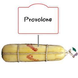 Provolone doux fromage au lait pasteurisé de vache 28% de MG