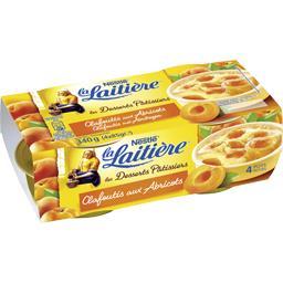 Nestlé La Laitière Clafoutis aux abricots